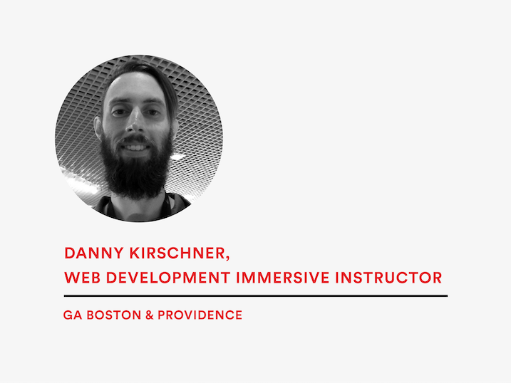 Instructor Danny Kirschner