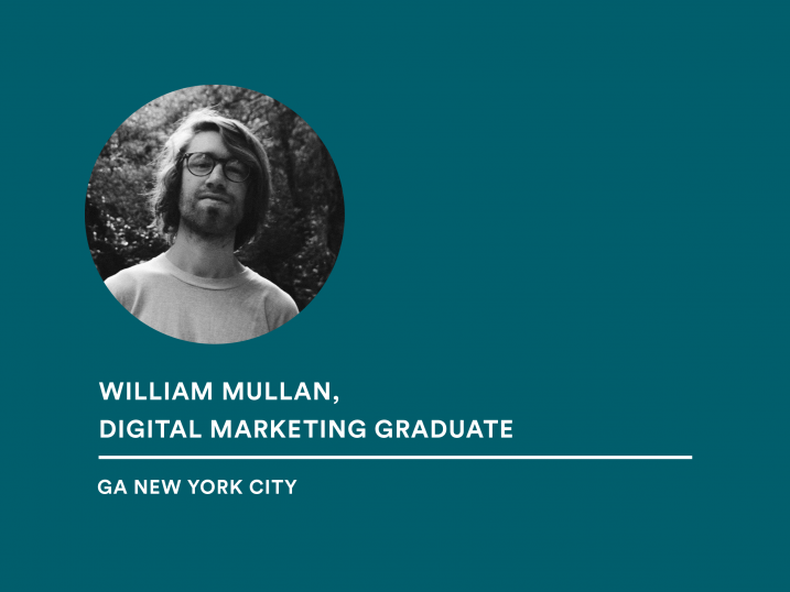 Graduate William Mullan