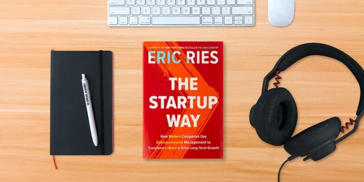 Eric Ries on 5 Lessons Companies Can Learn From Startups