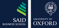 Said Business School University of Oxford logo small