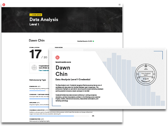 Data Analysis AN Async Credential Report 070119
