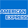 American Express logo small color 80119