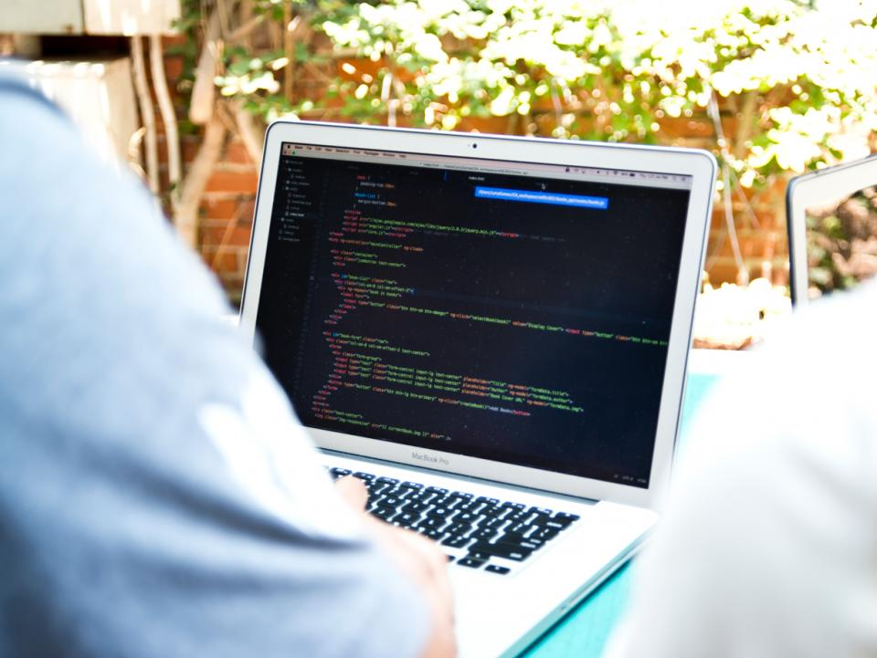 Be In Demand: Learn Full-Stack Web Development in Providence